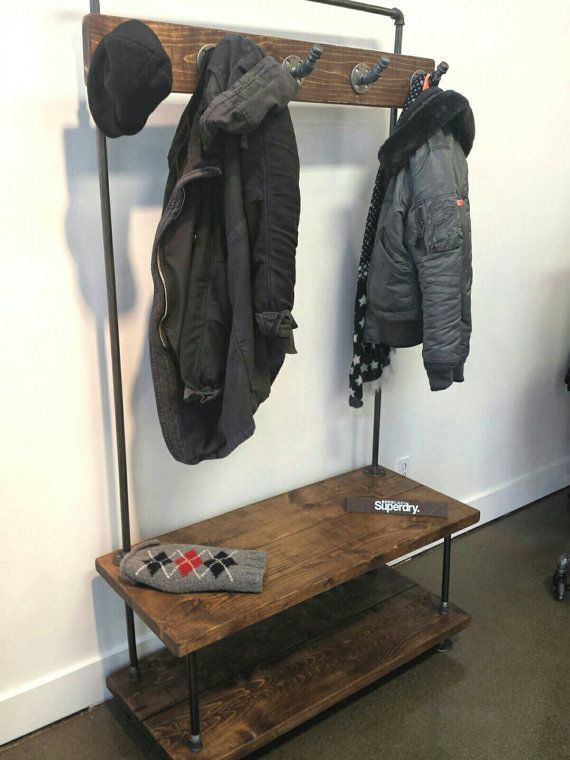 American Woodworker Diy Coat Rack Entry Coat Rack