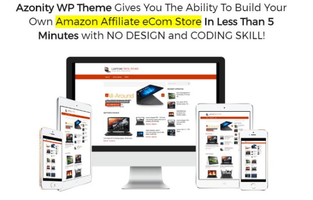 Azonity WP Theme By Bcbiz Review is Best Powerfull Azonity WordPress ...