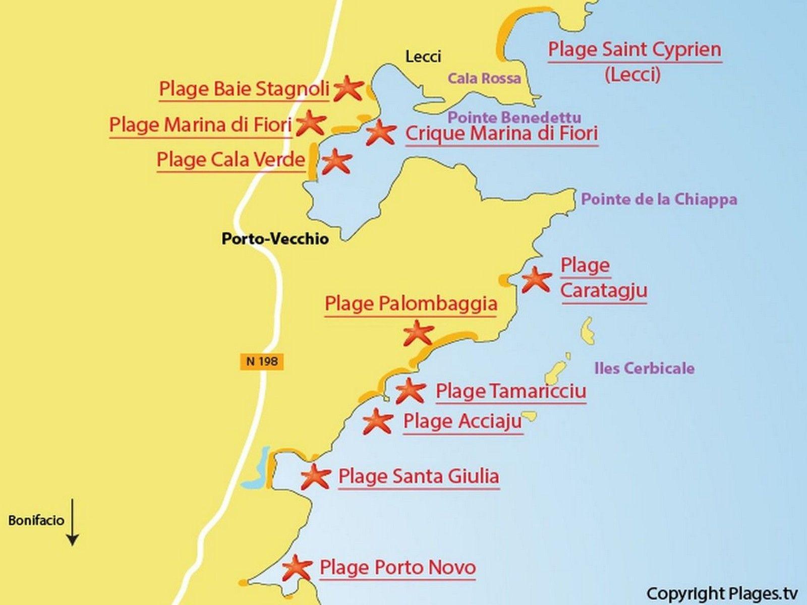 Célèbre Porto-Vecchio, Corsica | France | Pinterest | Porto, France and Corse JH28