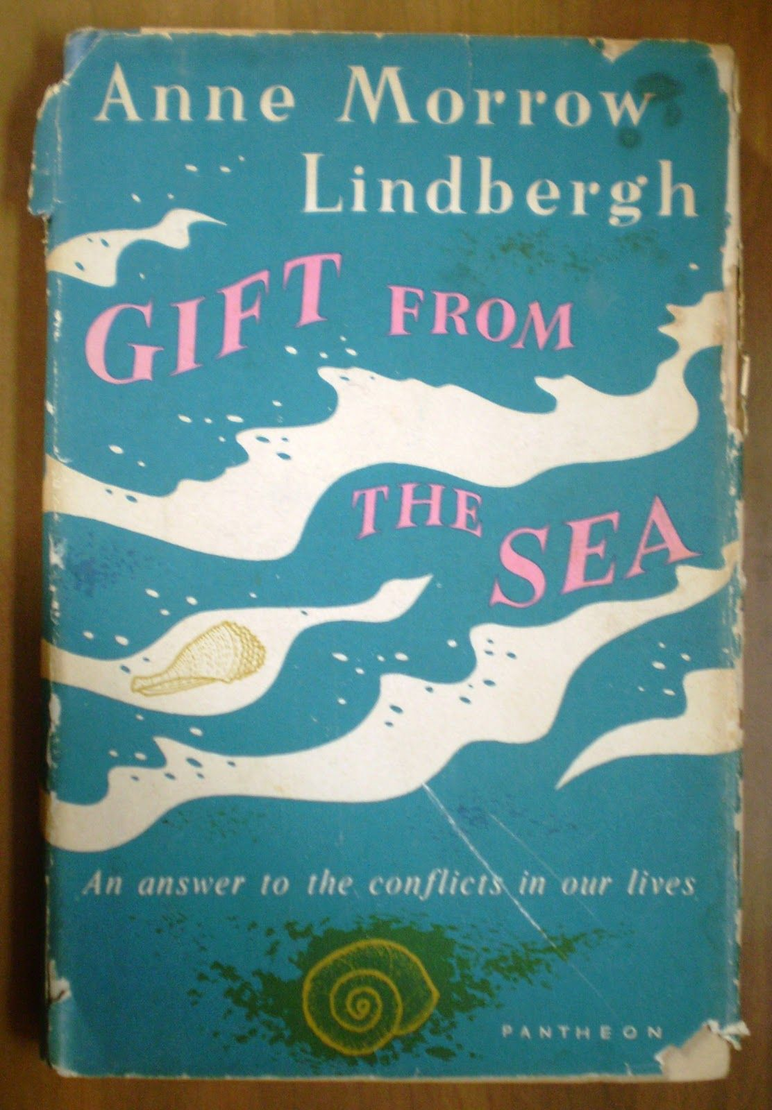 Gift from the sea by anne morrow lindbergh one of the