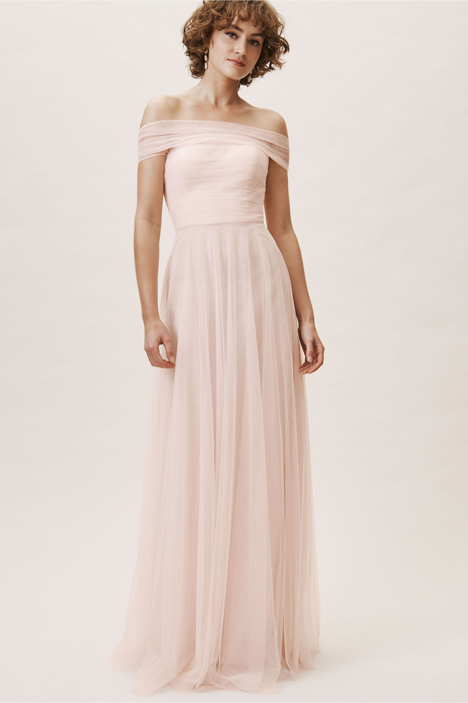 6318e077a1 BHLDN's Jenny Yoo Ryder Dress in Soft Blush in 2019 | Products ...