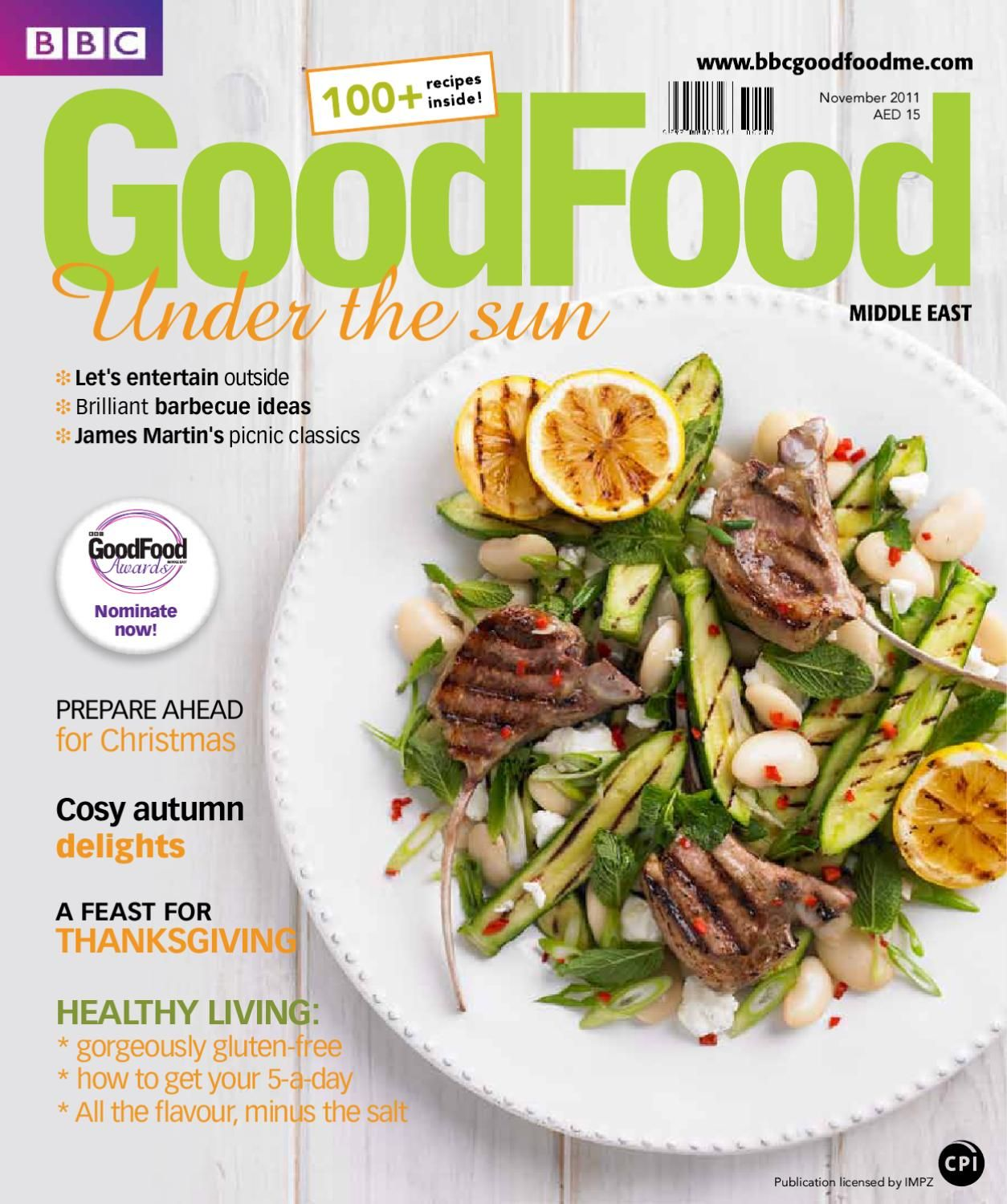 Bbc good food middle east magazine everyday dishes giveaway and issue bbc good food middle east is a must have for everyone who loves cooking and eating its full of mouth watering ideas for quick everyday dishes forumfinder Gallery