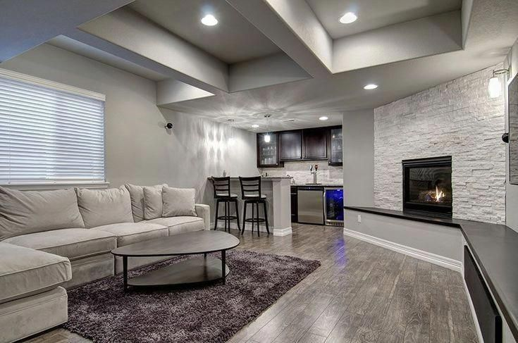 Basement Finishing Ideas These Trendy Completed Basement Ideas Share A Variety Of Fascinating Method Basement Remodeling Basement Design Basement Renovations