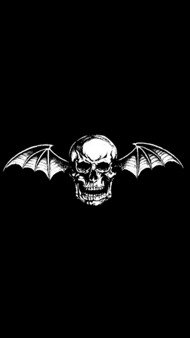 Avenged Sevenfold Iphone Wallpaper A7x In 2019 Bandas Musica