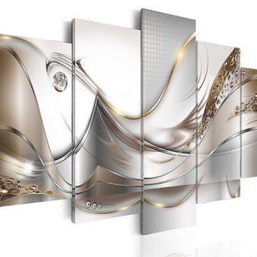 Campana De Cristal Con Luz Led Regalos Y Chollos Cuadros En Lienzo Cuadros Modernos Cuadros Tripticos Modernos