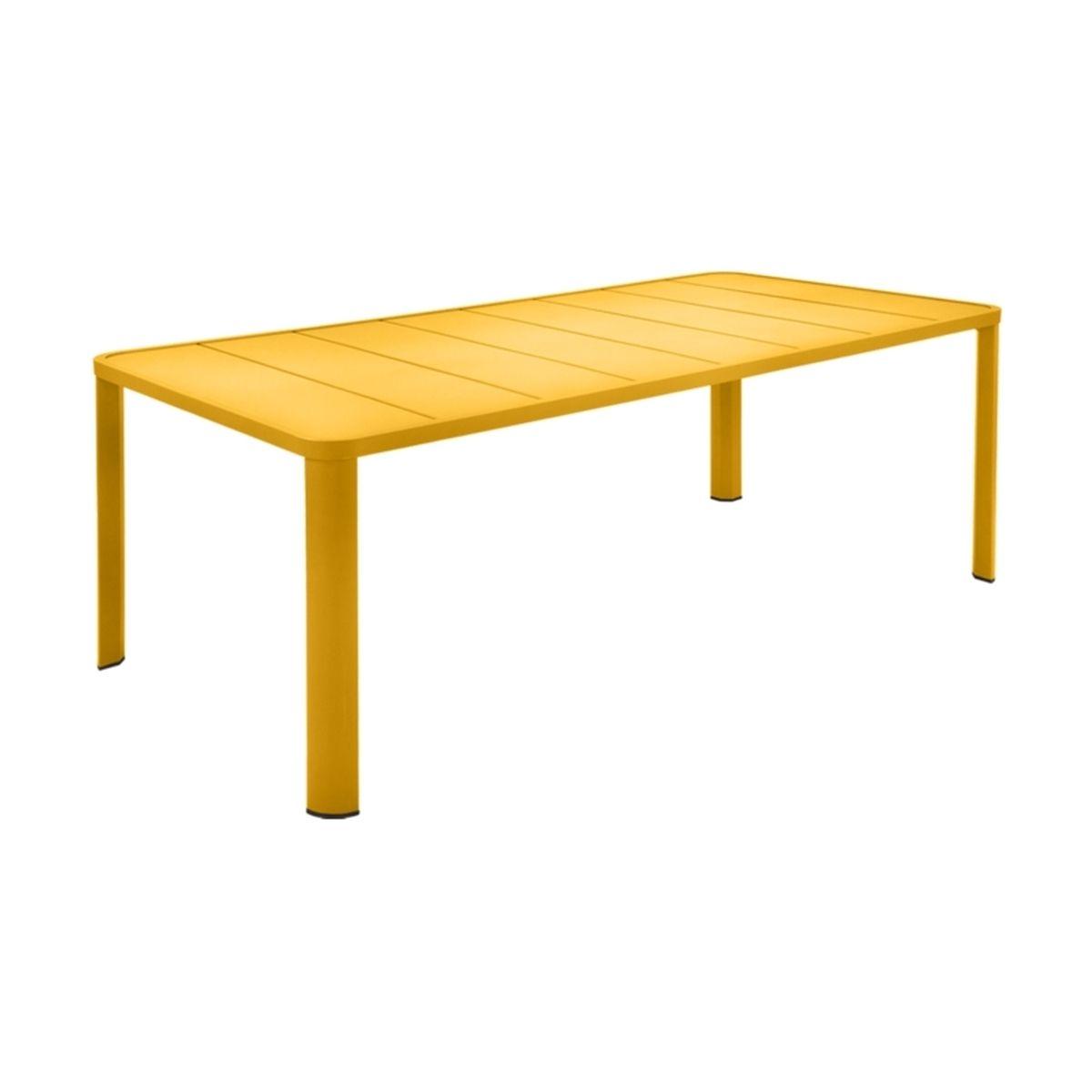 Fermob Oléron Tisch   Honig 73 Jetzt Bestellen Unter:  Https://moebel.ladendirekt.de/garten/gartenmoebel/gartentische/?uidu003dfd958e68 951d 5214 9ce3   ...