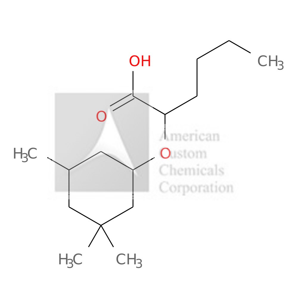 2-[(3,3,5-TRIMETHYLCYCLOHEXYL)OXY]HEXANOIC ACID is now  available at ACC Corporation