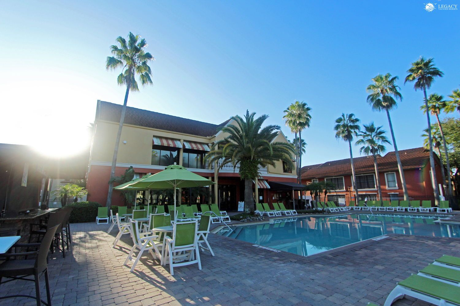 Seize the vacation at Legacy Vacation Resorts Orlando