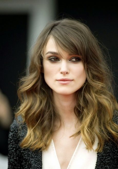 Beroemd Dames kapsels lang haar 2017 | Kapsels in 2018 | Pinterest - Haar #MJ82