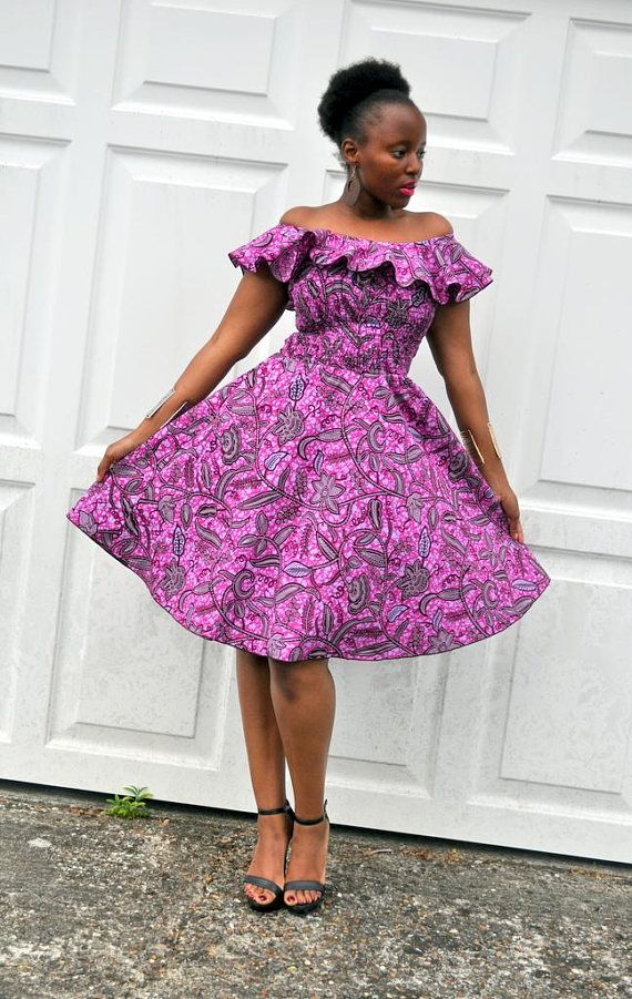 4cf8c31a3a7a2 Beautiful short ankara gown styles for every sexy ladies