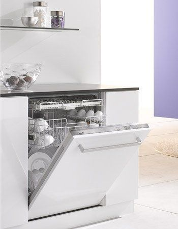 Miele Futura Classic Series G4270SCVi Fully Integrated