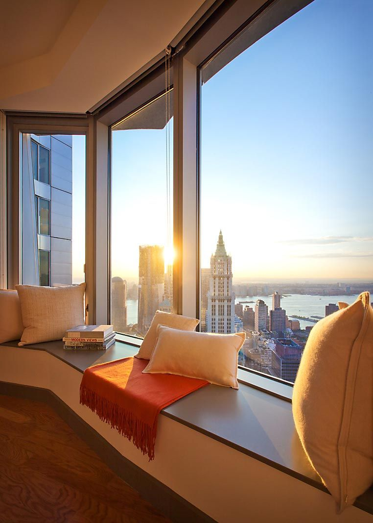 New York by Gehry at 8 Spruce Street. My biggest dreams ...