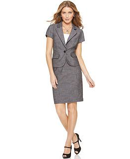Womens Suits At Macys Business Suits For Women Macys