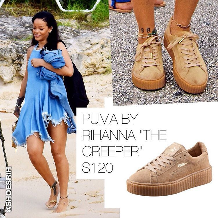 new puma shoes rihanna 2017
