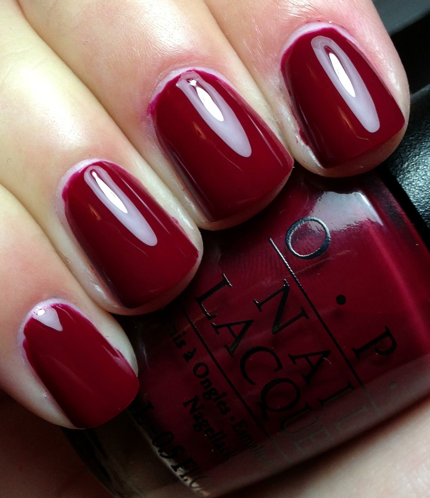 Opi All Lacquered Up Got It