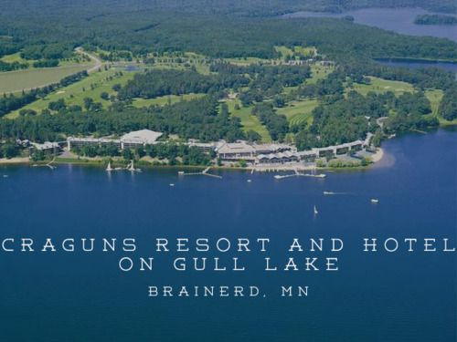 I love the whole Brainerd Lakes area. -- http://www.resortsandlodges.com/lodging/usa/minnesota/brainerd-lakes/craguns-resort-and-hotel-on-gull-lake.html