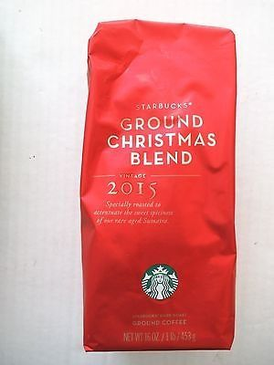 awesome 1 Lb Bag Starbucks Ground Christmas Blend 2015 Dark Roast Coffee-16 oz - For Sale View more at http://shipperscentral.com/wp/product/1-lb-bag-starbucks-ground-christmas-blend-2015-dark-roast-coffee-16-oz-for-sale/