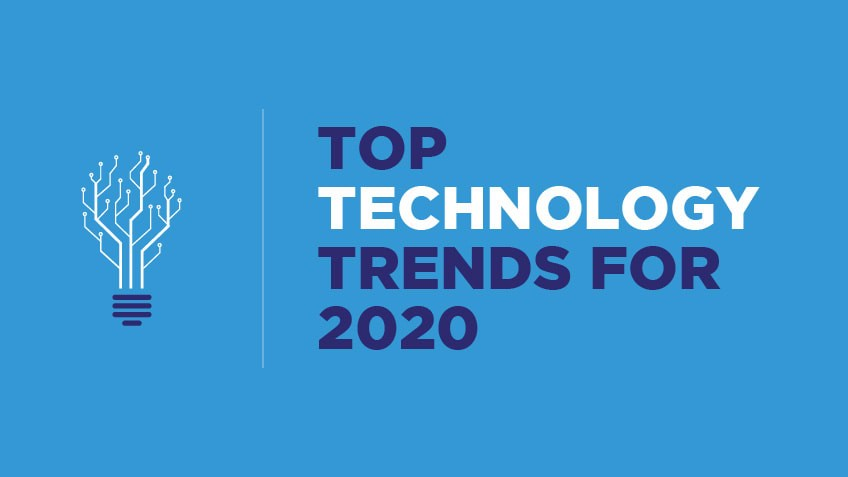 Top 10 Technology Trends For 2020 Technology Trends Types Of Technology Technology Skills