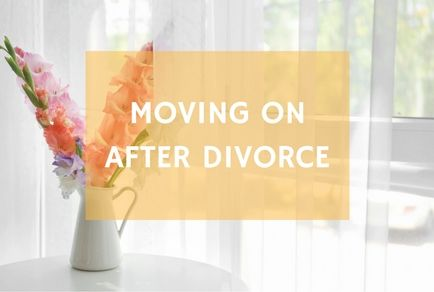 Life alone after divorce
