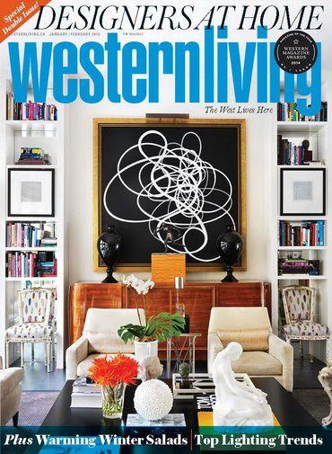Western Living - January/February 2015