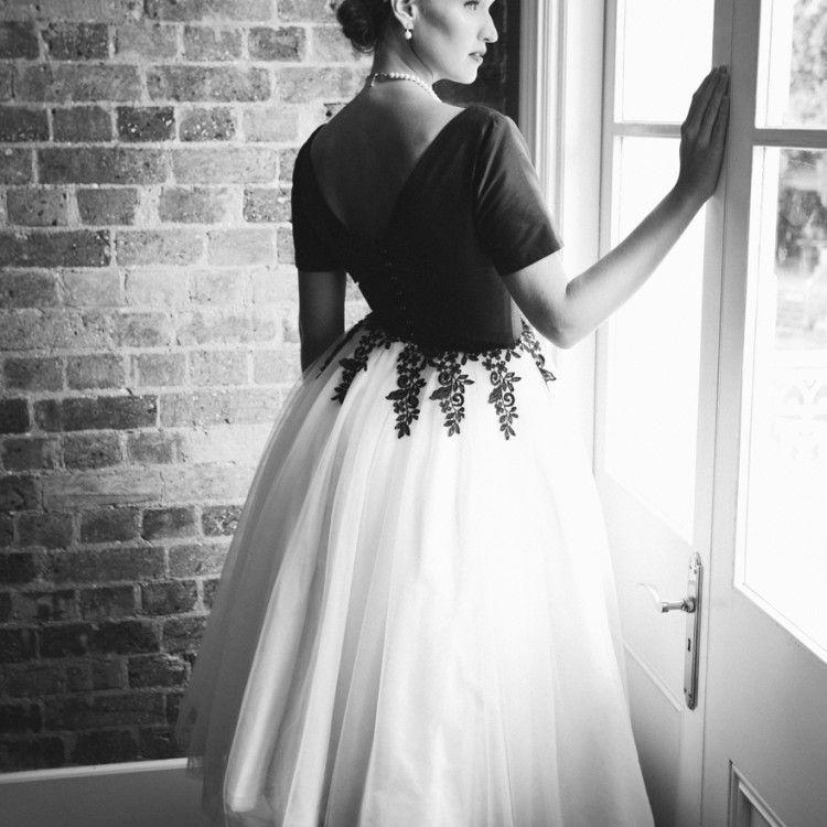 Silver Sixpence - Rear Window Dress 2 | Wedding | Pinterest ...