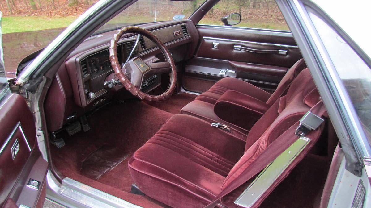 1985 Chevrolet El Camino Conquista Chevrolet El Camino