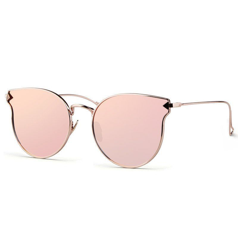 3cb7f3a767a62 Rose Gold Kittin Pop - TRADE GOODS Óculos De Sol De Marca