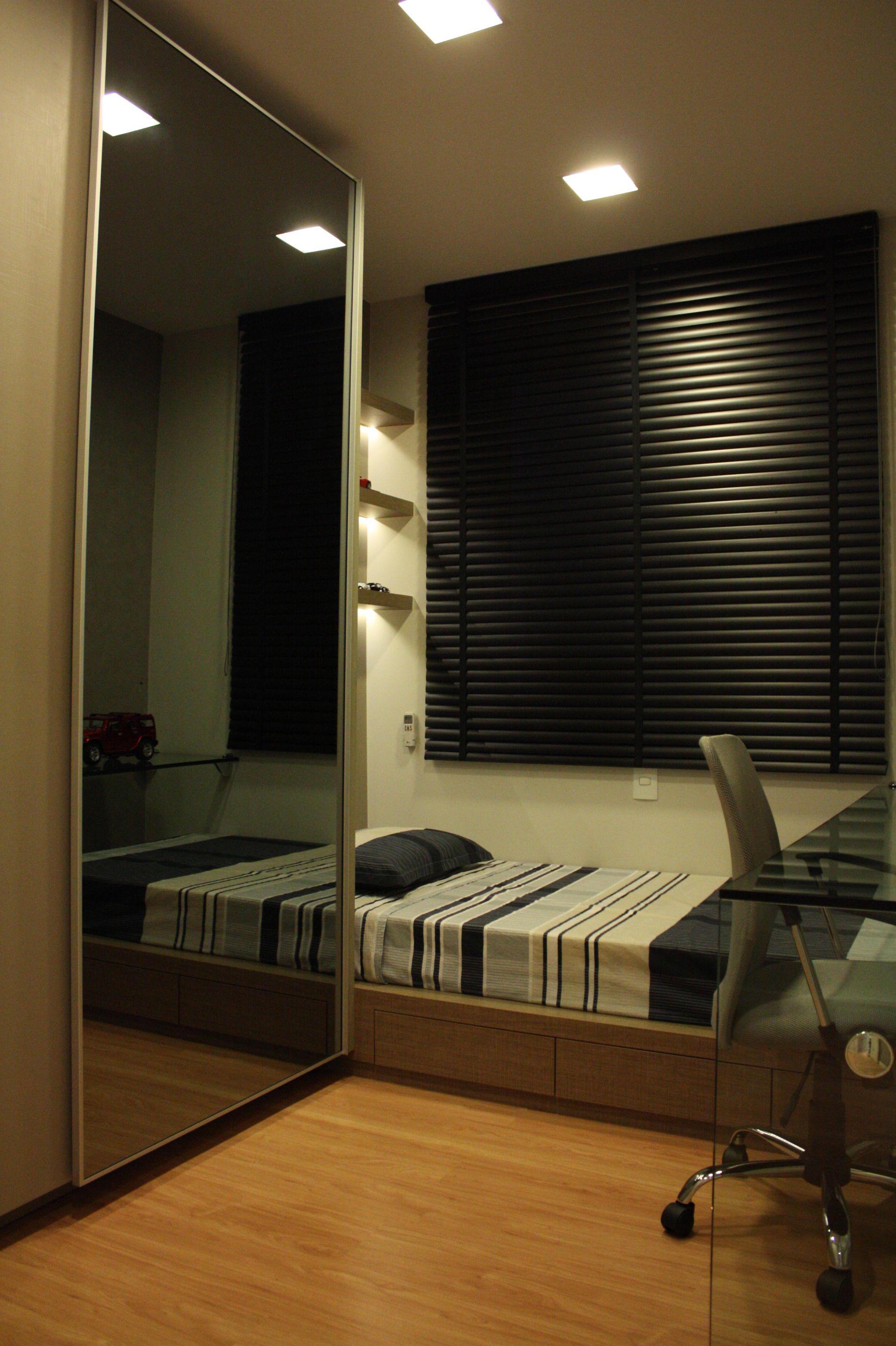 Solar Lalique, cliente RB: Quarto de menino