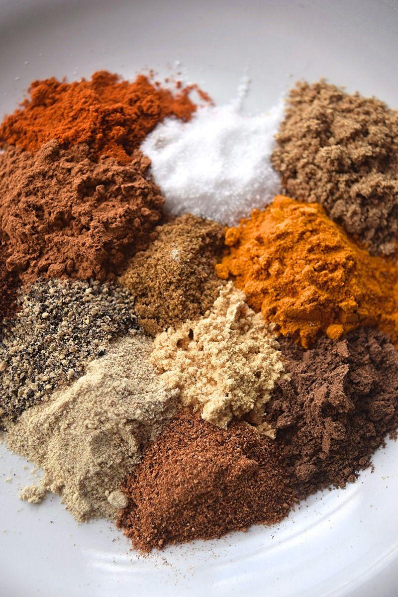 Ras El Hanout Recipe Moroccan Spices Morrocan Food Homemade