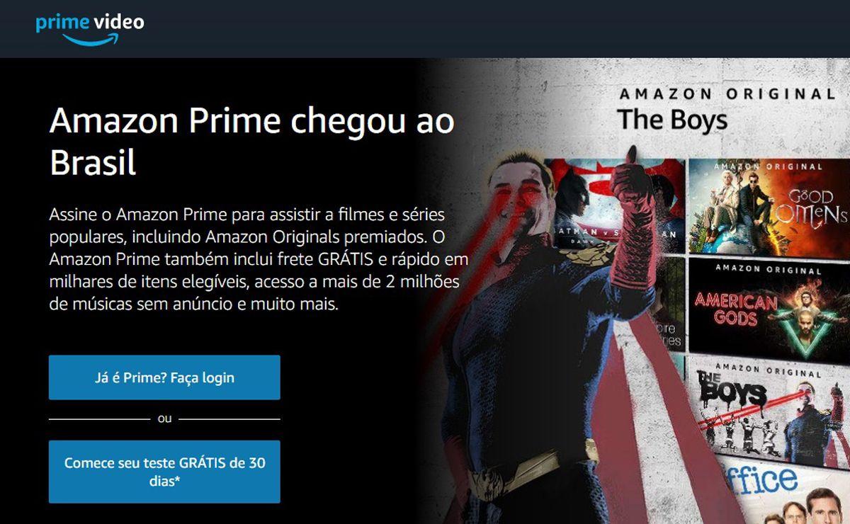 Amazon Prime em 2020 Series e filmes, Filmes, Entretenimento