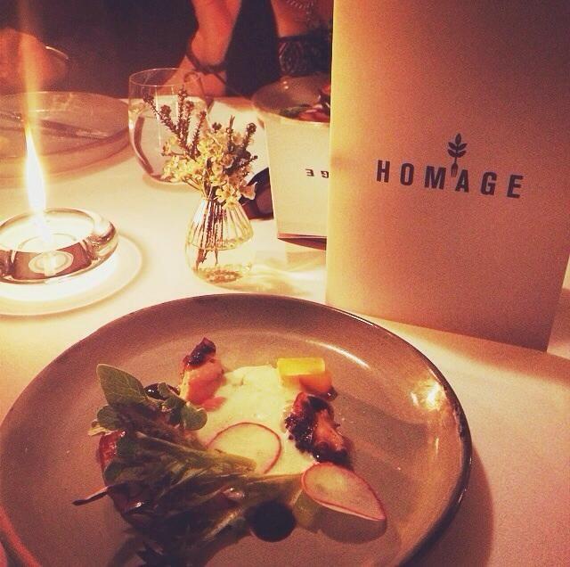 #homagerestaurant #spicershiddenvale #farmtofork