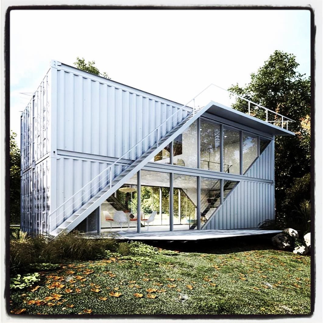 Container Haus Cube Cape Cube Containers On Instagram How Exciting Is This Two