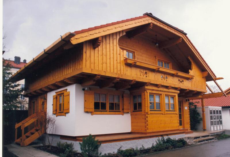 Tirolia GmbH Holzhaus bauen Holzhaus kaufen (mit