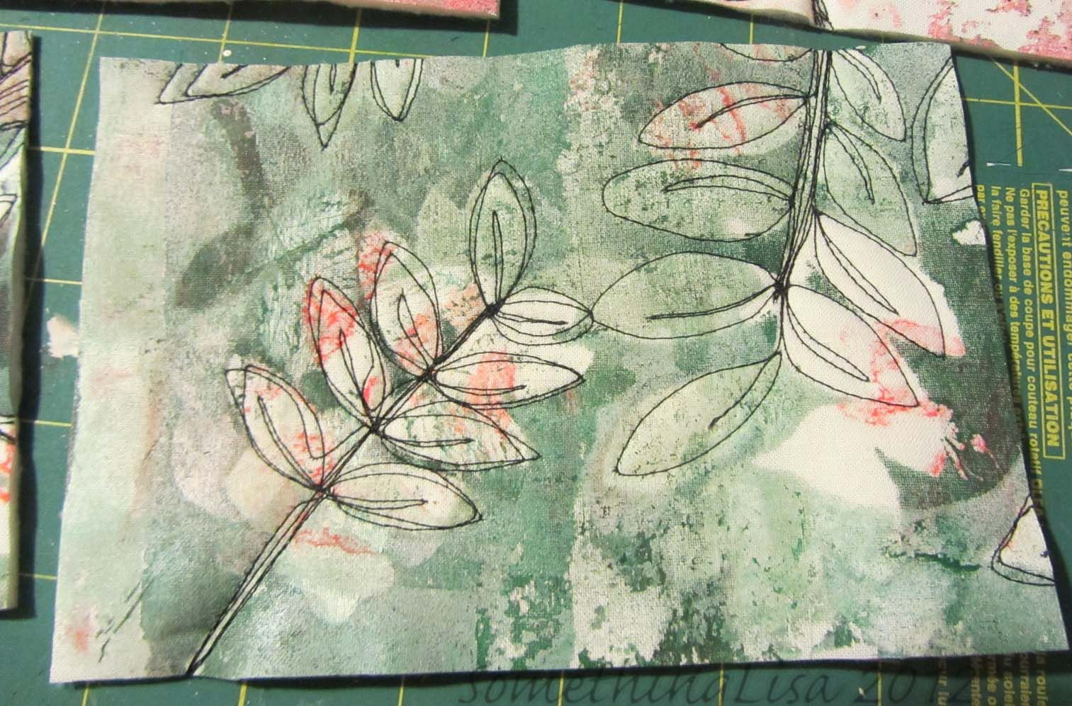 Something about nothing gelli plate tutorial with leaves art something about nothing gelli plate tutorial with leaves baditri Gallery