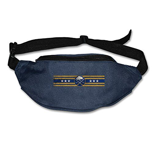 Buffalo Sabres Logo Unisex Latest Resistant Travel Fanny Running Belt Waist Pack * Check out this great product.(This is an Amazon affiliate link and I receive a commission for the sales)