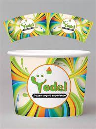 frozen yogurt cups - Google Search