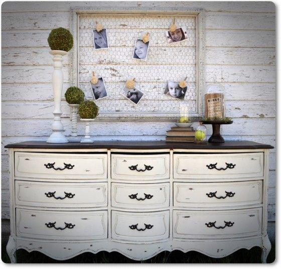 Fancy Farm Re Purposed Shabby Chic Furniture Treasures