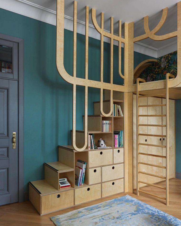 Maravilloso De dormitorios infantiles muy originales Área prioritaria de su hogar - Dormitorios infantiles originales 2020 - Ideas y consejos ...