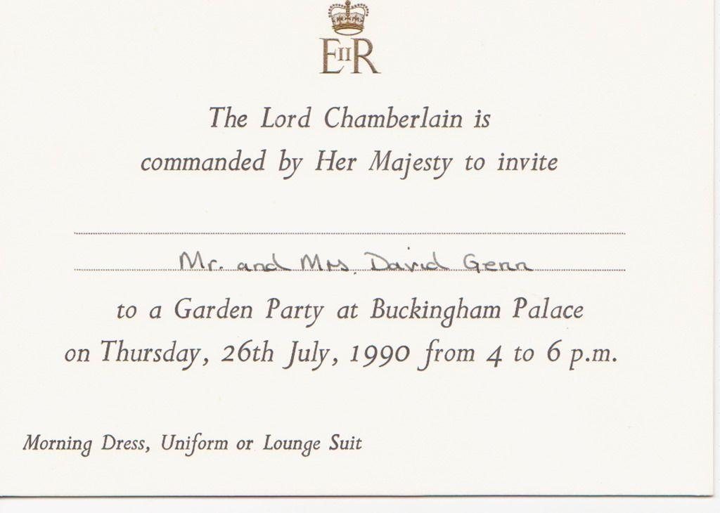 119f8090b0187d0d95485372115804f2 - How To Get Invited To Queen S Garden Party