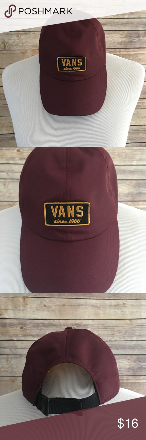 Vans Boom Boom Baseball Hat Created as a symbol representing the attitude and  Vans Boom Boom Baseball Hat Created as a symbol representing the attitude and essence of fe...