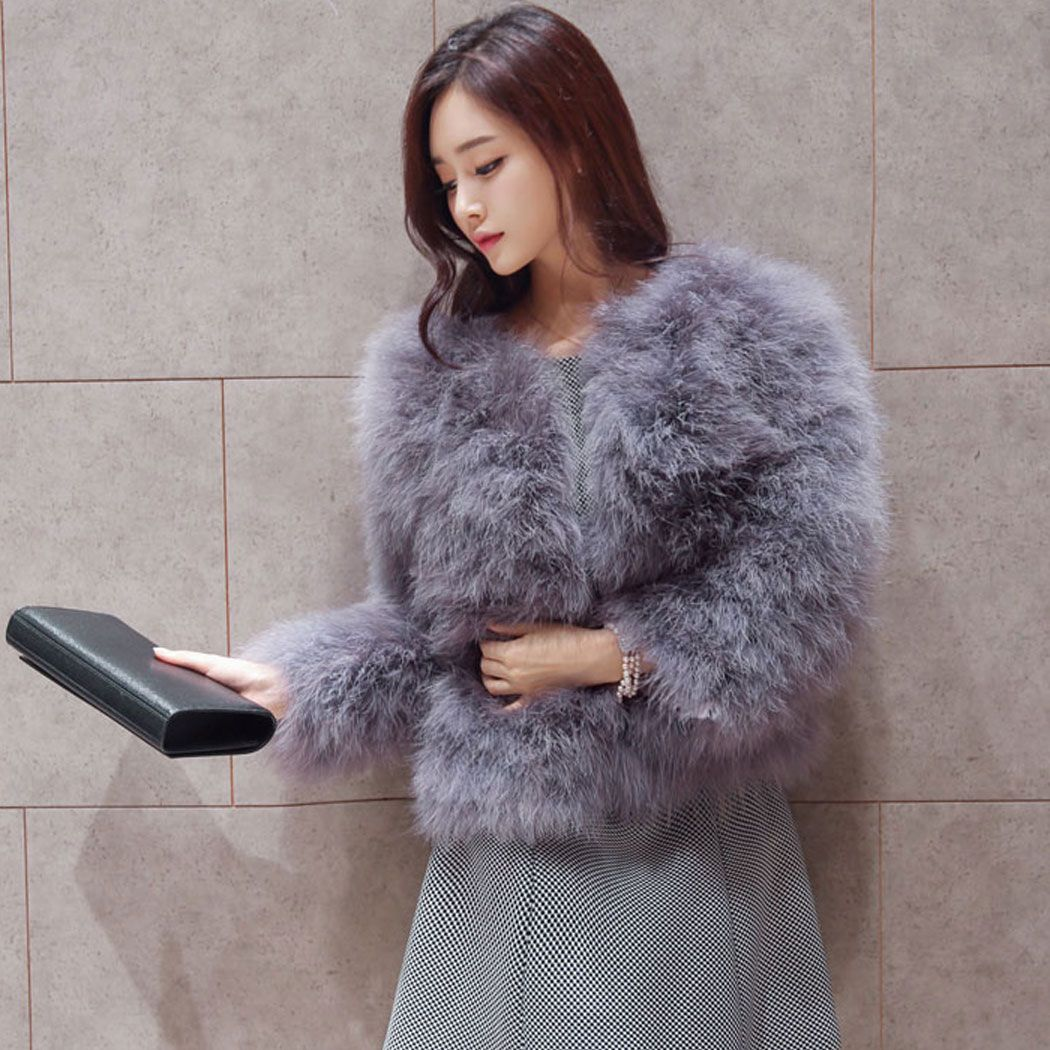 celebrities dressed in goat fur coats or jackets - Google Search ...