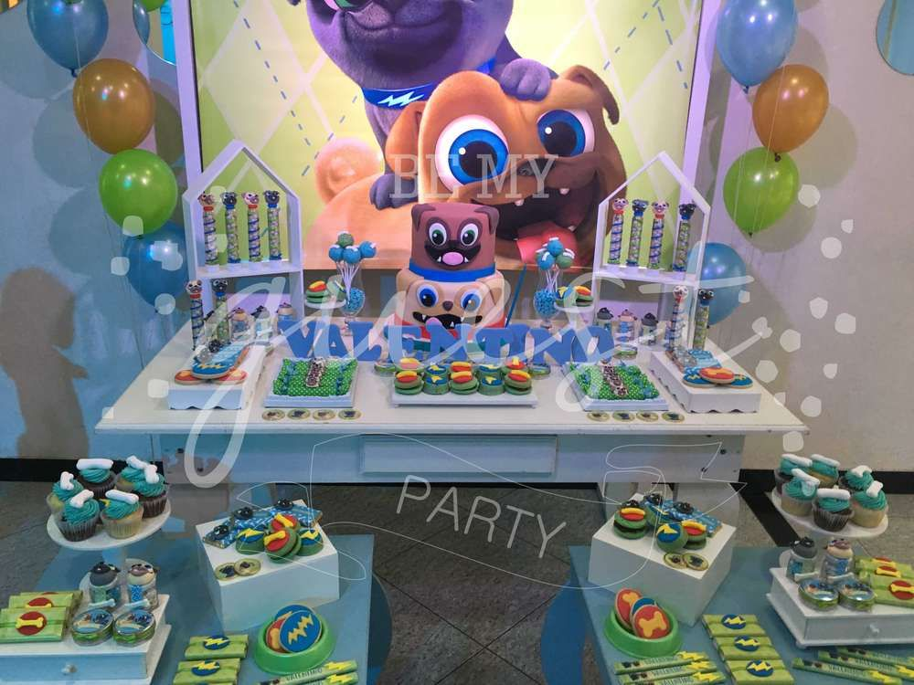 Puppy Dog Pals Birthday Party Ideas Birthday Parties Birthday Dogs And Puppies