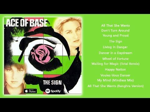 Ace Of Base The Sign 1993 Full Album Youtube Ace Of Base