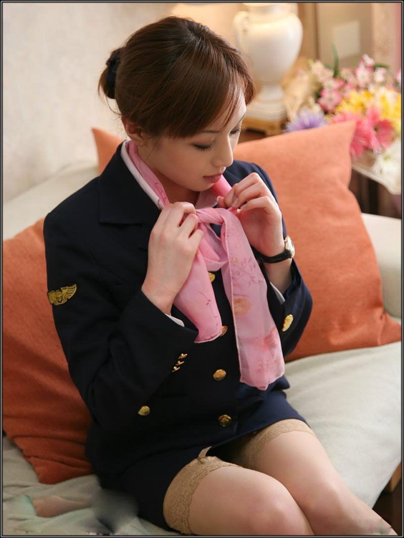 Beautifulairhostessjapan08Jpg 8001067  Stewardess -5120