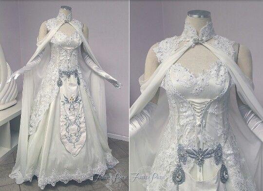 Zelda Wedding Dress.So Pretty Princess Zelda Wedding Dress Wedding Theme