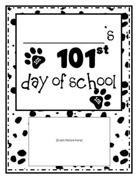 101st Day of School Activity Packet School worksheets