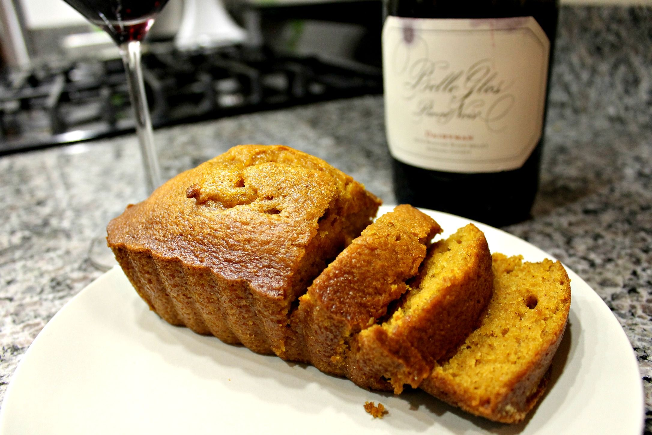 Best pumpkin bread recipe and wine pairing christmas 3 best pumpkin bread recipe and wine pairing forumfinder Image collections