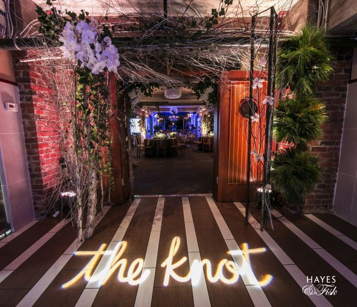 Blue Steel Does #TheKnotMarketMixer At The Boathouse
