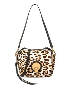 Chloe Chloe Indy Small Leopard Haircalf Camera Bag