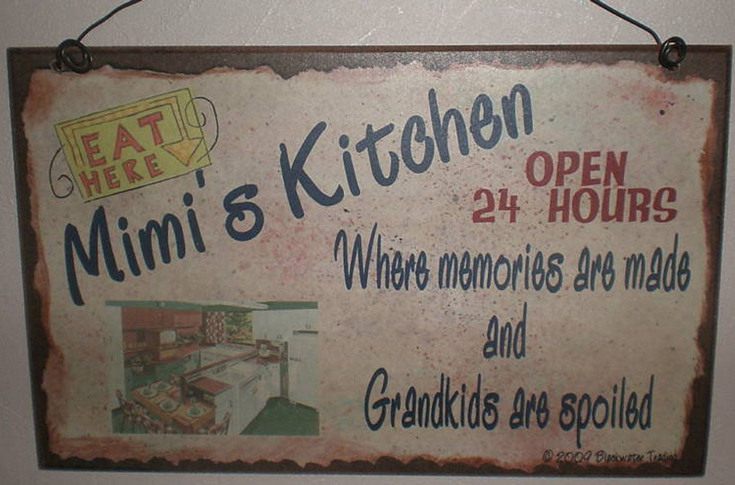 Mimi S Kitchen Where Memories Are Made And Grandkids Are Spoiled